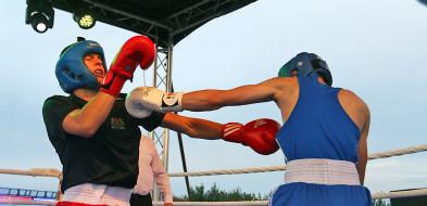 Militaria Boxing Show w Restauracji w Borach w Żalnie  GALERIA ZDJĘĆ-7175