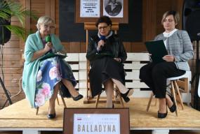 """Narodowe Czytanie i """"Balladyna"""" nad Głęboczkiem w Tucholi  ZDJĘCIA-7185"""