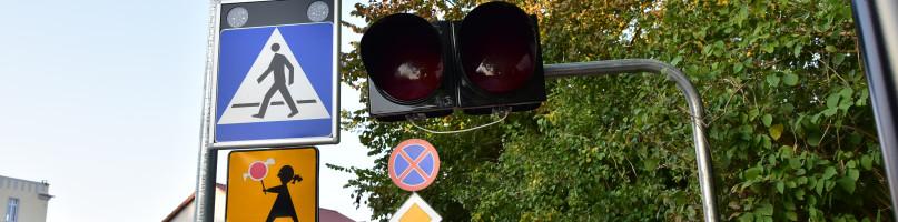 Dla strażaków to łatwiejszy i bezpieczniejszy wyjazd na akcje: Nowe sygnalizatory w Tucholi. Masz czerwone? Przepuść straż!-7215