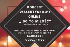 W Kęsowie walentynkowy koncert z nagrodami-7635