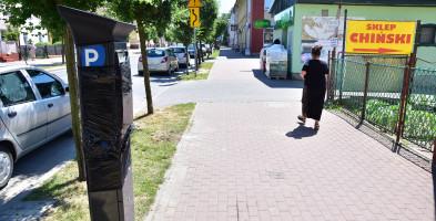 Tuchola: parkometry już stoją. Od poniedziałku płatne parkowanie na wielu ulicach miasta-8182
