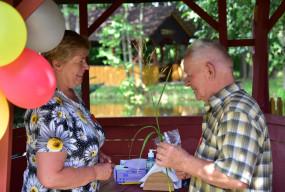 Piknik seniorów tym razem w Brdzie FOTORELACJA-8391