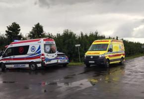 TUCHOLA-SĘPÓLNO Śmiertelny wypadek na feralnym skrzyżowaniu  ZDJĘCIA-8525