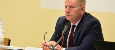 Michał Mróz pozostanie starostą-8629