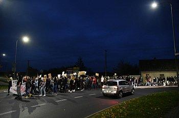 """Drugi protest """"Piekło kobiet"""" w Tucholi (28.10.2020)-2432"""