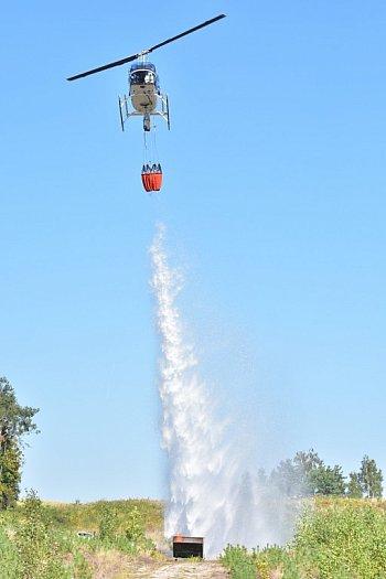 Ćwiczenia strażackie pod Tucholą (09.09.2021 r.)-2543